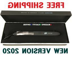 "BIO IONIC 10x Pro Styling Iron 1"" with Vibrating Plates *NEW"