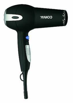 Conair 1875 Watt Ionic Ceramic Hair Dryer Black