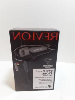 1875w full size travel hair dryer