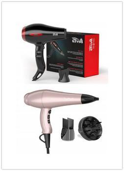 VAV 1875W Hair Dryer Negative Ions Blow Dryer Salon Professi