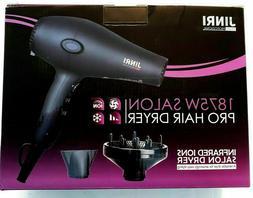 Jinri 1875W Salon Pro Hair Dryer Infrared Ions Tourmaline Pa