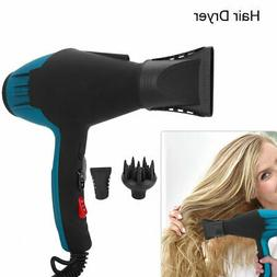 2000W 3Types Salon Electric Hair Dryer Hot And Cold Blow Dry