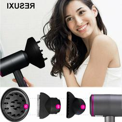 Colorful Hair Dryer 2000W Strong Wind Salon Queen Hair Blow