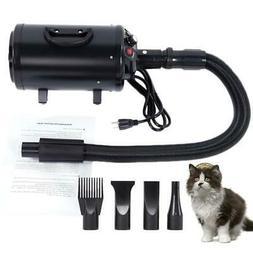 2800W Dog Cat Pet Groomming Blow Hair Dryer Hairdryer Speed