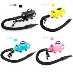2800W Portable Dog Cat Pet Hair Grooming Dryer Blow Blaster