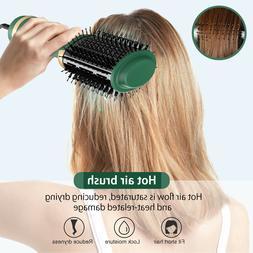 NOSON 3in1 Hair Dryer Volumizer Hot Air Brush Straightening