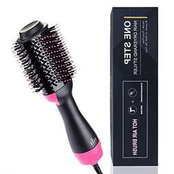 3in1 One Step Hair Blow Dryer Volumize Brush Styler Straight