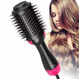 4 In 1 Hot Air Hair Dryer Brush Revlon Volumizer Negative Io