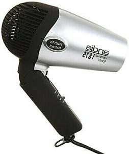Andis IONIC Compact Hair Dryer with Folding Handle and Retra