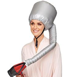Beautyours Safety Portable Hair Dryer Bonnet Attachment for