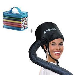 Bonnet Hair Dryer - Curling Rods, 42 Pack Flexible Curly Hai