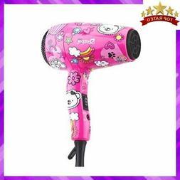 Deogra 1000W Foldable Kids Hair Dryer with ALCI Plug Compact