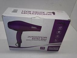 Jinri Hair Dryer Professional Salon 1875W AC Motor Negative