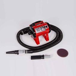 K-9 Fluffer Blower Dryer RED