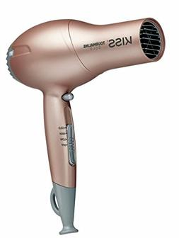 Kiss Products 1875 Watt Ceramic Tourmaline Styling Hairdryer