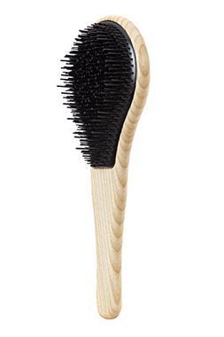 Michel Mercier Blow Dry Wooden Fan Brush