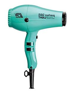 Parlux 385 PowerLight Ionic and Ceramic Hair Dryer Emerald B