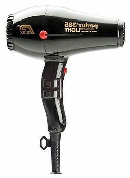 Parlux Power-Light Ionic & Ceramic Hair Dryer, No.385 Black