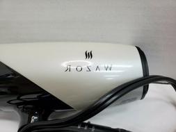 Wazor Hair Dryer Ceramic Ionic Blow Dryer Folding Dual Volta