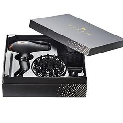 Wazor Hair Dryer Pro AC motor Ceramic Negative Ionic Blow Dr