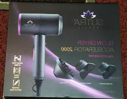 Sutra Accelerator 2000 Professional Blow Dryer 35% Faster Dr