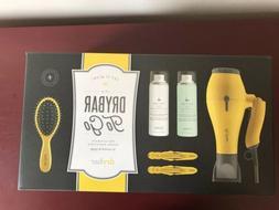 DRY BAR Drybar Baby Buttercup Blow Dryer Kit 6 pc Travel Set