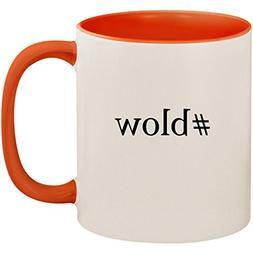 #blow - 11oz Ceramic Colored Inside and Handle Coffee Mug Cu