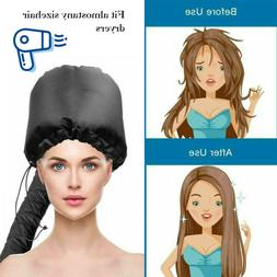Blow Dryer Accessories Hair Drying Salon Cap Hairdressing Bo