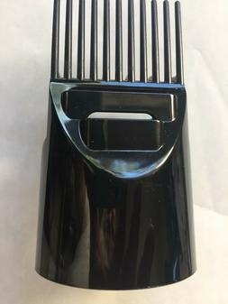 Blow Dryer Attachment Diffuser with Comb Attached