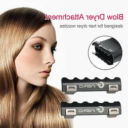 Blow Dryer Attachment for Hair Dryer Nozzles Straight Drying