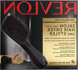 Revlon Blow Dryer Brush One-Step Salon Hair Dryer & Styler W