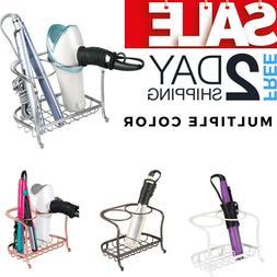 Blow Hair Dryer Holder Stand Straightener Curling Flat Iron