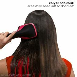 Revlon Blow Smooth Brush One-Step Salon Hair Dryer Styler Wi