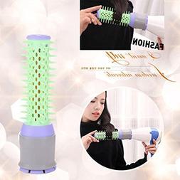 Botrong Variety Shape Magic Hair Dryer Hair Comb Hair Curler