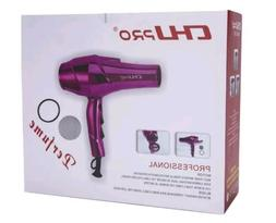 CHJ 2100W Purple Ion Hair Blow Dryer Infrared and Fragrance