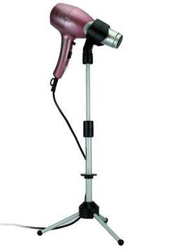 Countertop Hands Free Hair Blow Dryer Telescopic Stand Pedes
