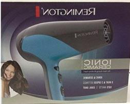 Remington D-3190 Ionic-Ceramic 1875 Watts Hair Dryer, Teal B