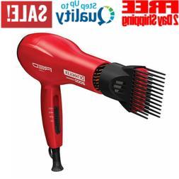 Detangler Dryer Blow Dryer With Comb Attachment Straighten w