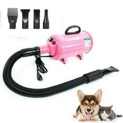 Dog Cat Pet Groomming Blow Hair Dryer Quick Draw Hairdryer U
