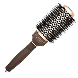 Psyche Natural Boar Bristle Round Hair Brush  -with Boar Br