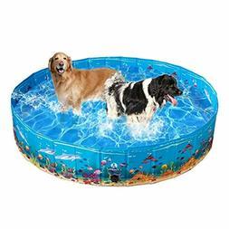 foldable dog swimming pool extra large pet