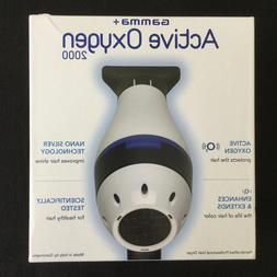 Gamma+ Active Oxygen 2000 Hair Dryer