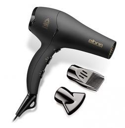 Hair Blow Tourmaline Dryer Brush Filter Cap DC Motor Air Flo
