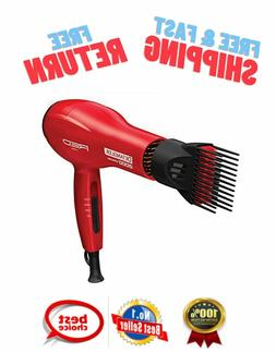 hair blower blow dryer with 3 comb