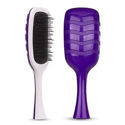 Hair Brush-Magic Detangling Brush, Patented Anti-Static Bris