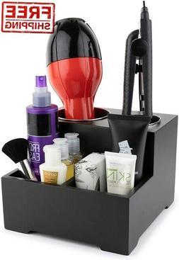 Hair Care Organizer Blow Dryer Holder Hair Bathroom Styling