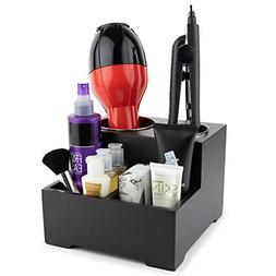 Hair Care Organizer Blow Dryer Holder Hair Styling Station B