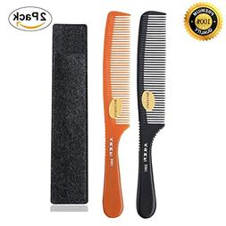 Professional Women's Hair Comb Fine Tooth Cutting Comb Anti