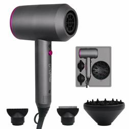 DigHealth Hair Dryer 1800W, Ionic Blow Dryer with Powerful A