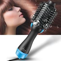 Hair Dryer Brush - Multifunctional Electric Hot Air Round Br